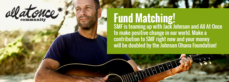 Jack Johnson Fund Matching