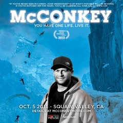 """McCONKEY"" MOVIE TOUR TO KICK OFF IN SQUAW VALLEY"